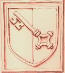 Znak MČi  terakota