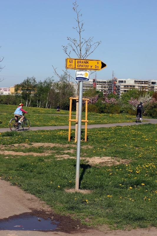 cykloprojížďka 02.05.2008 - Centrální park, obrázek se otevře v novém okně
